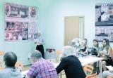 На защите дипломного проекта - Национальный Институт Дизайна
