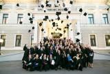 Вручение дипломов МИЭФ
