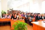 В аудитории - Омская юридическая академия
