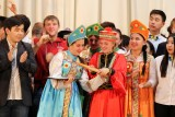 Фестиваль `Дружба народов`