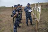 На боевом стрельбище - Самарский юридический институт Федеральной службы исполнения наказаний