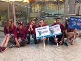 Студенты МСЭИ на играх `Доброй Воли`