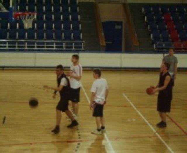 Баскетбол в АМИ