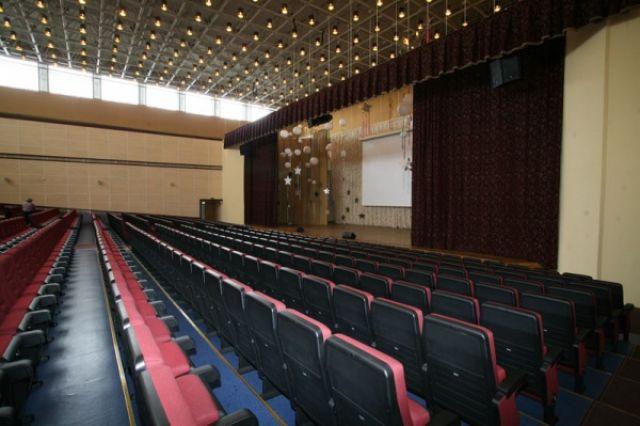 Актовый зал, 3 корпус