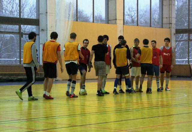 Спортивный комплекс МосГУ