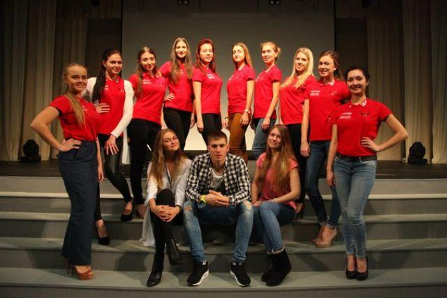 Конкурс Краса и честь СПб-2015