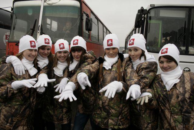 МСЭИ -Красная площадь, торжественный парад