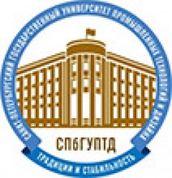 Санкт-Петербургский государственный университет технологии и дизайна